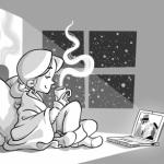 [CT 만평] Winter