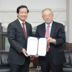 두산동아(주)와 융합형 창의인재 양성사업 MOU 체결