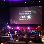 [GSCT밖의 CT이야기] International 3D/UHD Festival 참관기