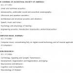 [학술정보] CT 추천 저널 목록 1