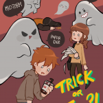 [CT 만평] Trick or T…?