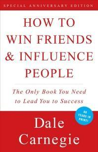 「How to win friends and influence people(카네기 인간관계론 )Dale Carnegie(데일 카네기) 지음