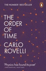 「The Order of Time (시간은 흐르지 않는다)」Carlo Rovelli(카를로 로벨리) 지음